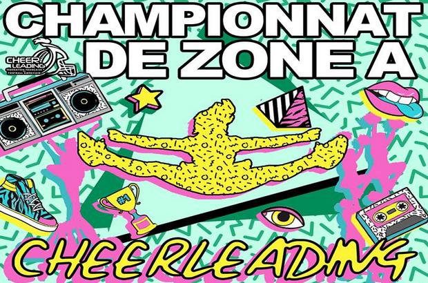 Serris ► Championnat de France Zone A de Cheerleading le 31 mars