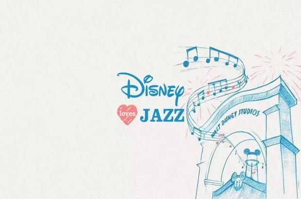 Disneyland Paris ► Disney Loves Jazz Samedi 15 juin 2019